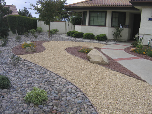 Landscaping: Low Water Landscaping